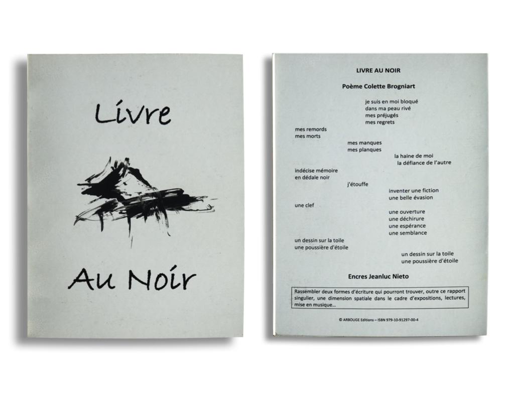 livre au noir R et V