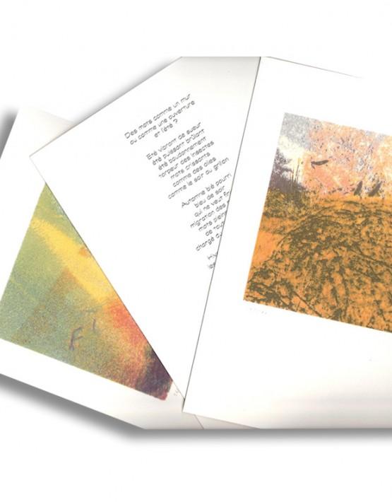 3 pages les 4 saisons petit format